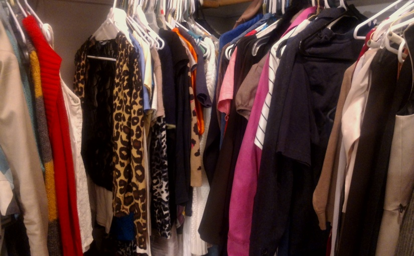 How to Keep your Closet in Order and your Style on Point